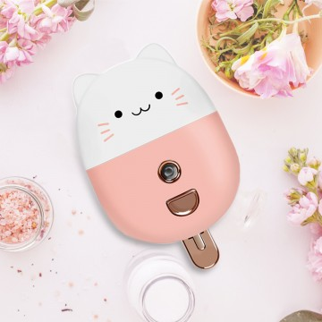 Portable Humidifier with Anti-wolf alarm