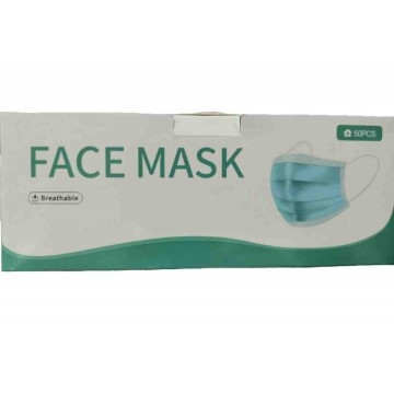 Disposable Face Mask - Buy 1 Get 2 Free