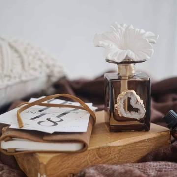 Ceramic Flower Reeds Diffuser