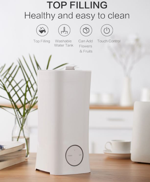 Portable Mist Humidifier 2