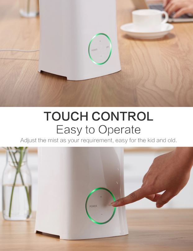 Portable Mist Humidifier 7